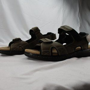 Dockers Men's Size 10 W Pre-Owned Sandals     0176